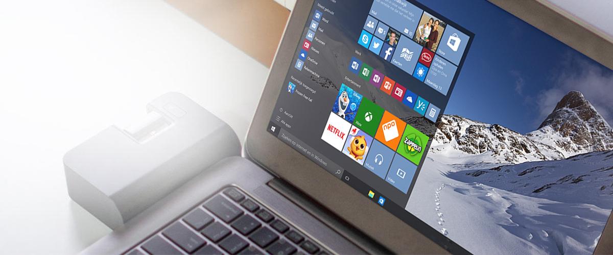 HP Windows 10-daagse