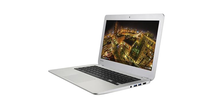 Pizzabon t.w.v. 20,- bij Toshiba Chromebook