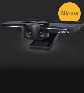 Jabra PanaCast: de 180° panoramische video-oplossing