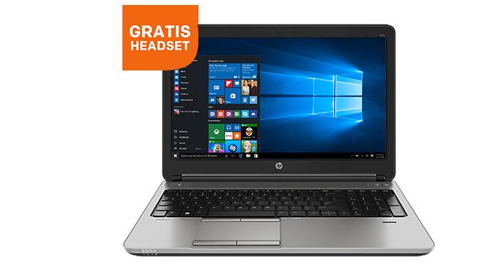 HP Probook 650 G1 + GRATIS HP headset
