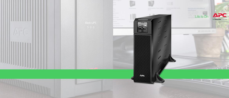 APC Smart UPS On-Line Tower tot 20 kVA