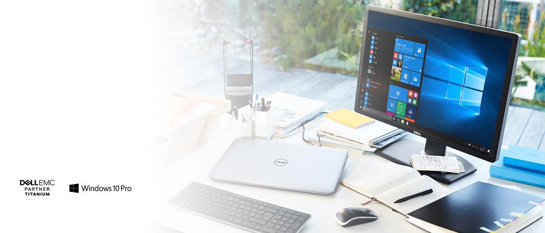De meest verkochte zakelijke Dell EMC laptops en pc's