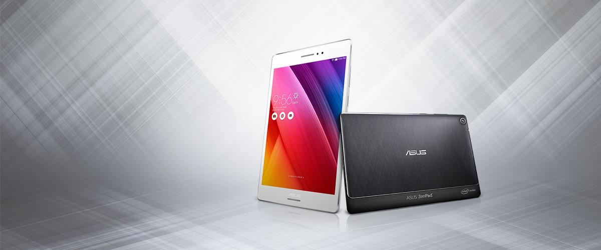 Nieuw: ASUS ZenPad S tablets