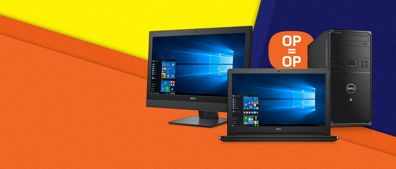 Dell Maandaanbiedingen Augustus tot 15% korting