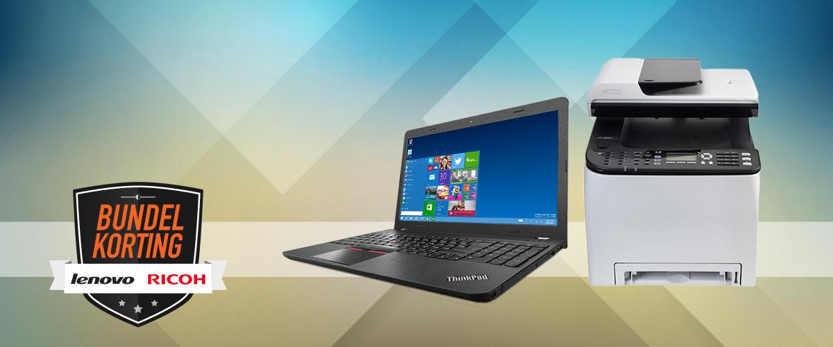 De kracht van Lenovo & Ricoh