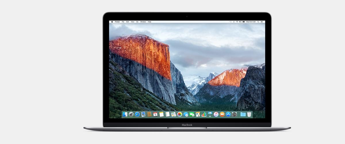 De nieuwe Apple MacBook