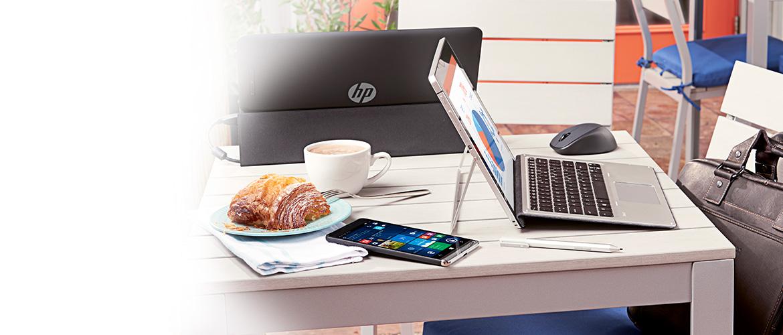 Centralpoint biedt een uitgebreid assortiment HP producten aan