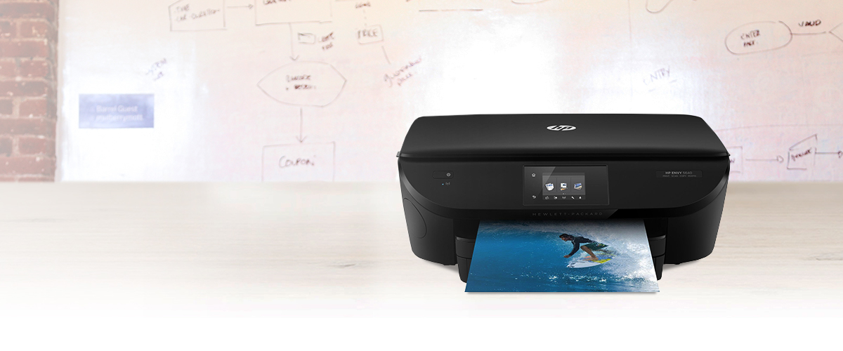 HP Envy All-in-One printers