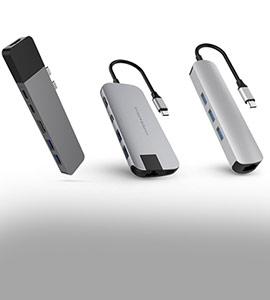 HyperDrive USB-C Hubs