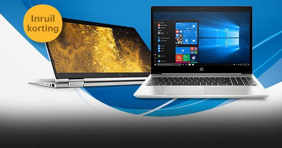 Koop een geselecteerde HP laptop