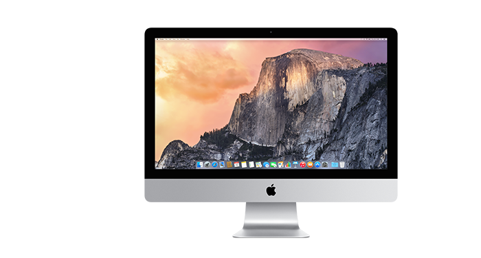 iMac met Retina 5K-display