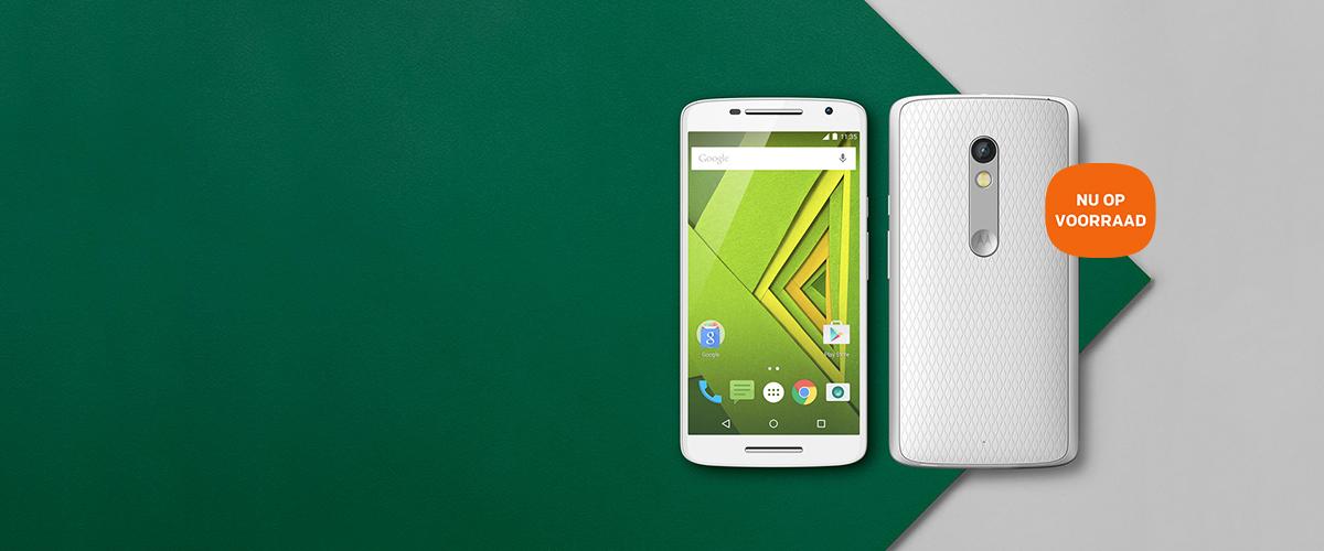Moto X Play smartphone