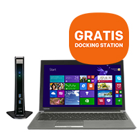 GRATIS USB 3.0 docking station