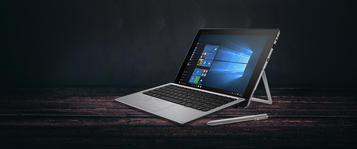 HP bundel: Elite x2 1012 + Travel Keyboard
