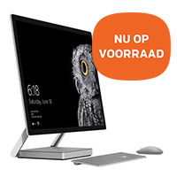 De Microsoft Surface Studio
