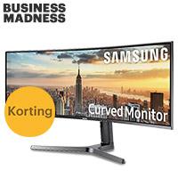 Hoge korting op monitoren
