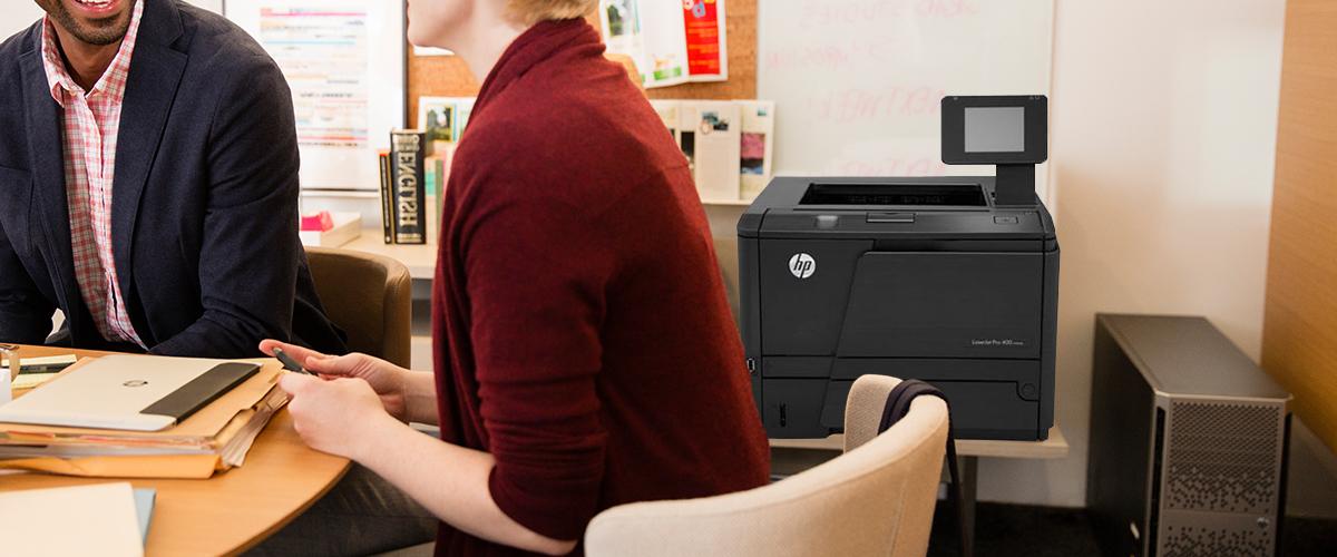 32% korting op HP LaserJet Pro