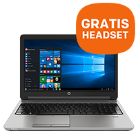 HP Probook + GRATIS headset