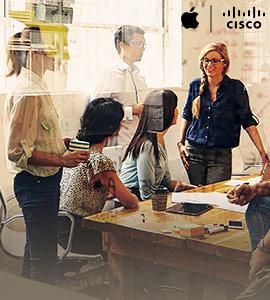 Apple & Cisco