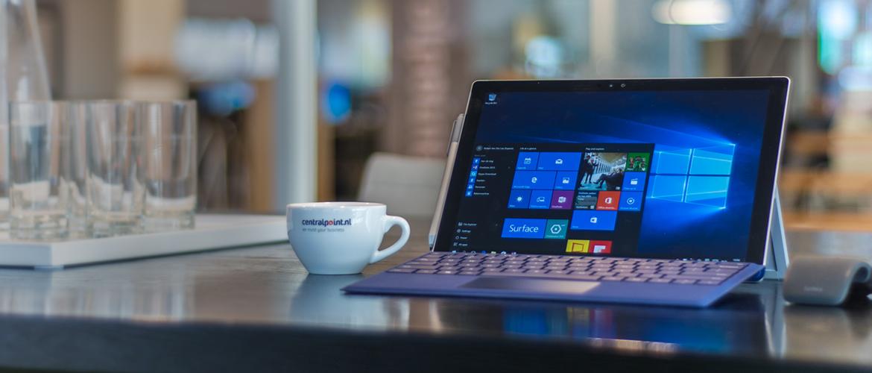 Werk efficiënter met de Microsoft Surface Pro 4
