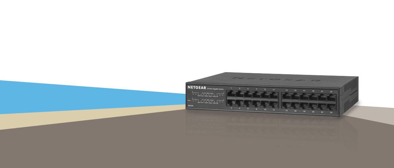 Kies uw ideale Netgear unmanaged switch