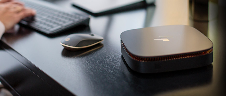 HP Elite Slice de kleinste zakelijke desktop met modulair design