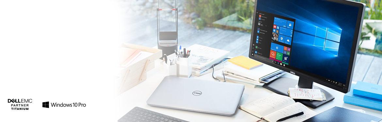 De populairste Dell laptops en pc's met Windows 10 Pro