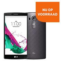 LG G4 is nu op voorraad