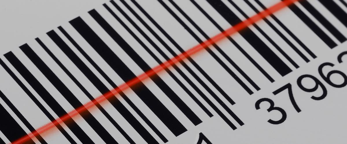 Heron HD3100 barcodescanners
