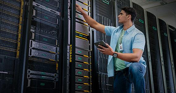 HPE server voordeelbundels