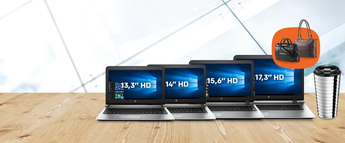 Kies de  HP ProBook 400 die bij u past +