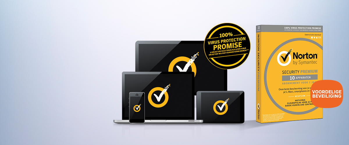 Symantec actie op Norton Security