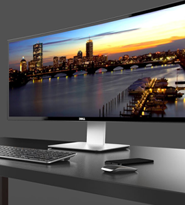 Nieuwe Dell monitoren