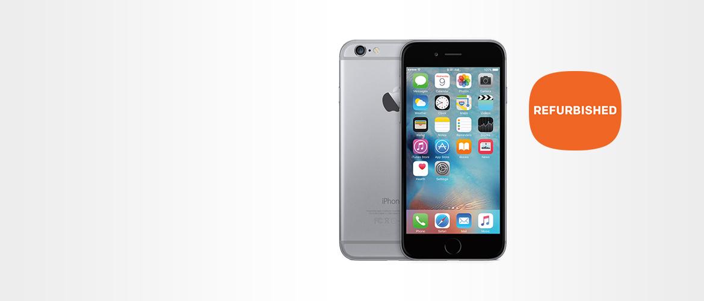 Op zoek naar een refurb iPhone 6s?