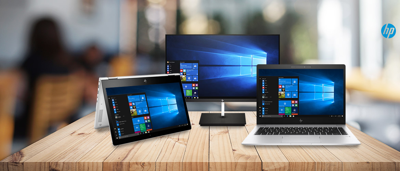 HP EliteBook x360, EliteBook 1040 en EliteOne 1000 aio