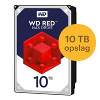 Western Digital introduceert 10TB WD Red en WD Red Pro NAS harde schijven