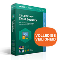 Beveilig uw onderneming met Kaspersky Lab Total Security 2018