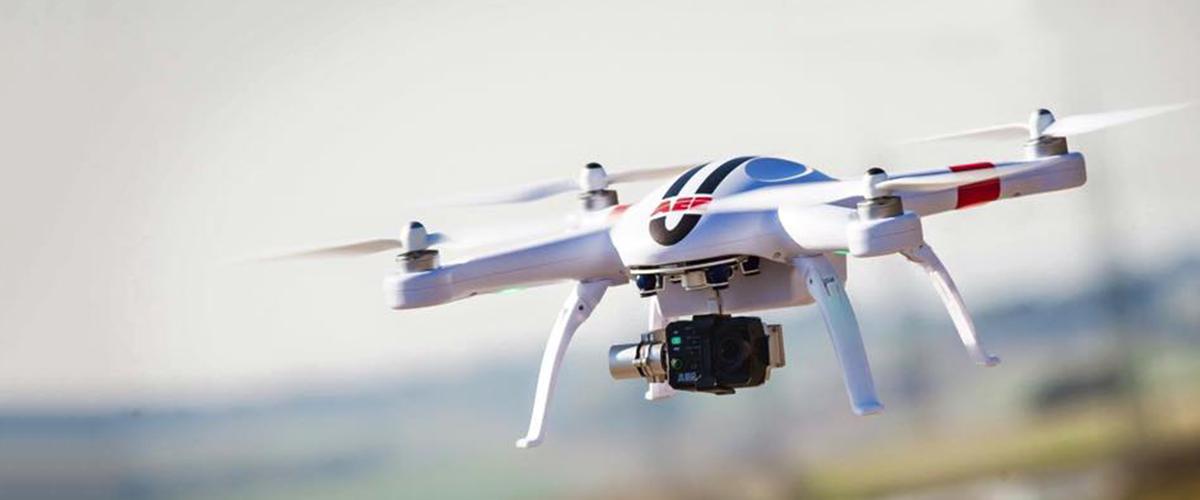 Prijsverlaging op AEE drones