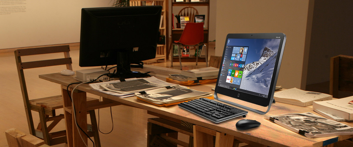 Nieuw: HP ProOne 400 G1 All-in-One computers