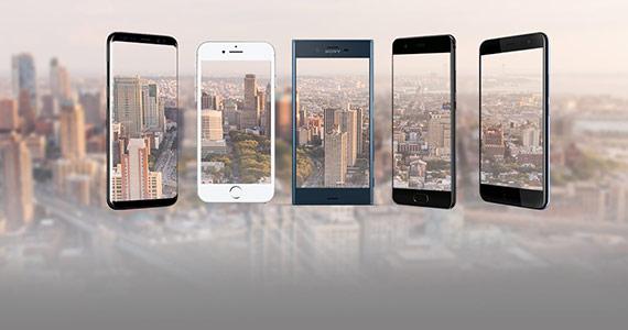 Deze smartphones maken de beste foto's