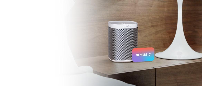 GRATIS 3 maanden Apple Music bij Sonos speakers