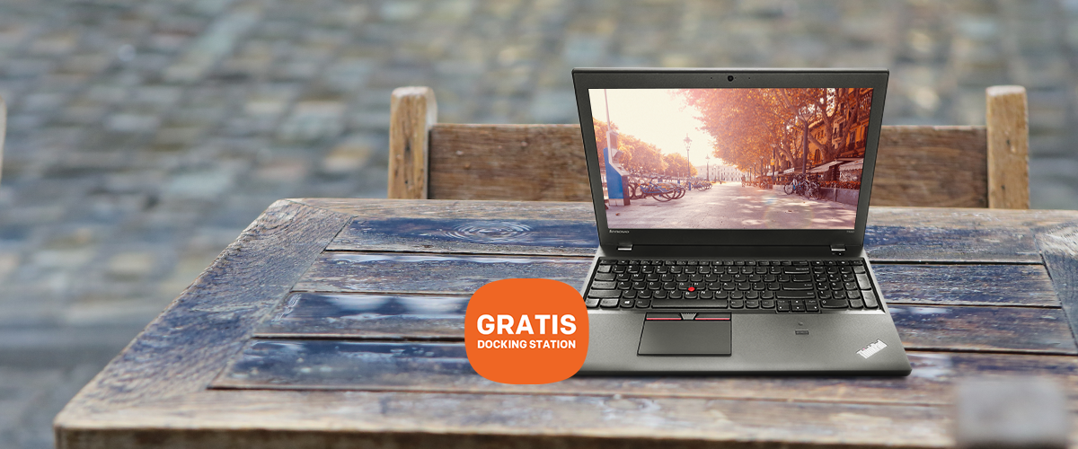 Lenovo notebook bundeldeal