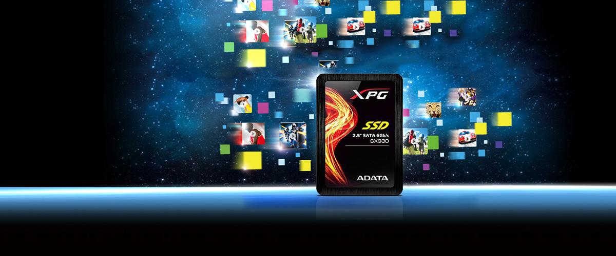SX930 SSD van ADATA