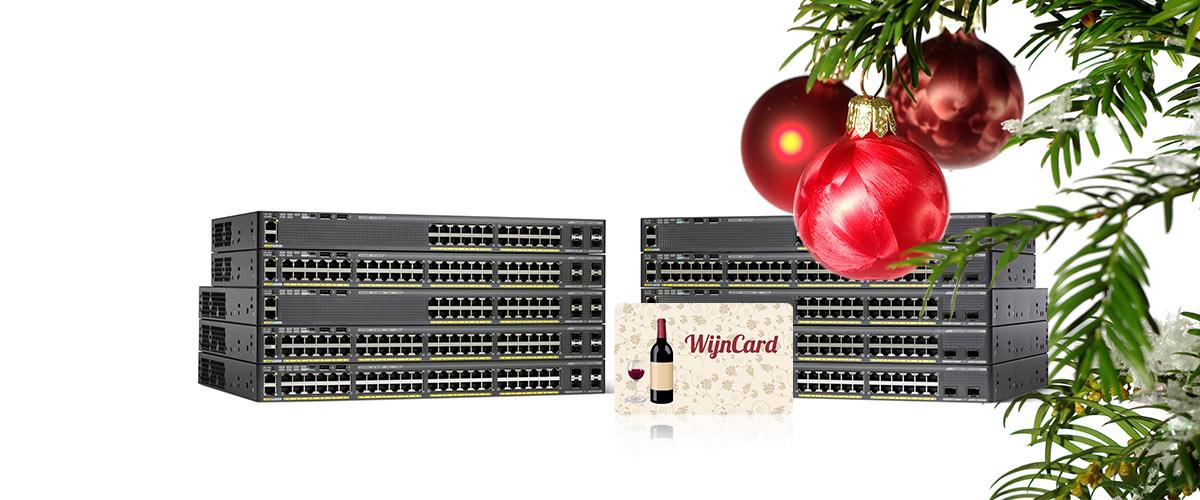 Cisco Nieuwjaarsactie