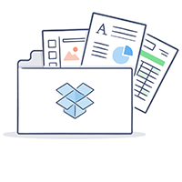 Bestel nu Dropbox Business