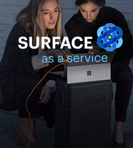 Surface as a Service
