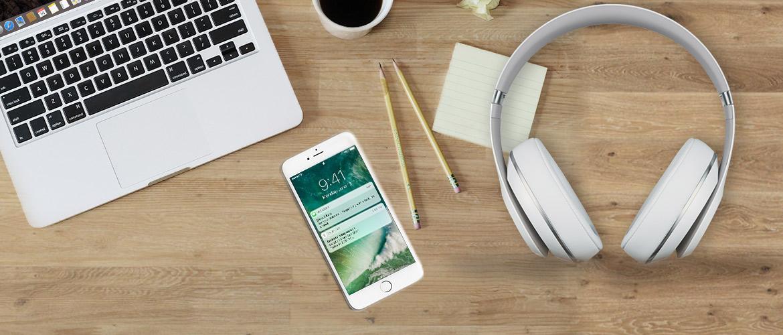 Bluetooth koptelefoons voor de iPhone 7
