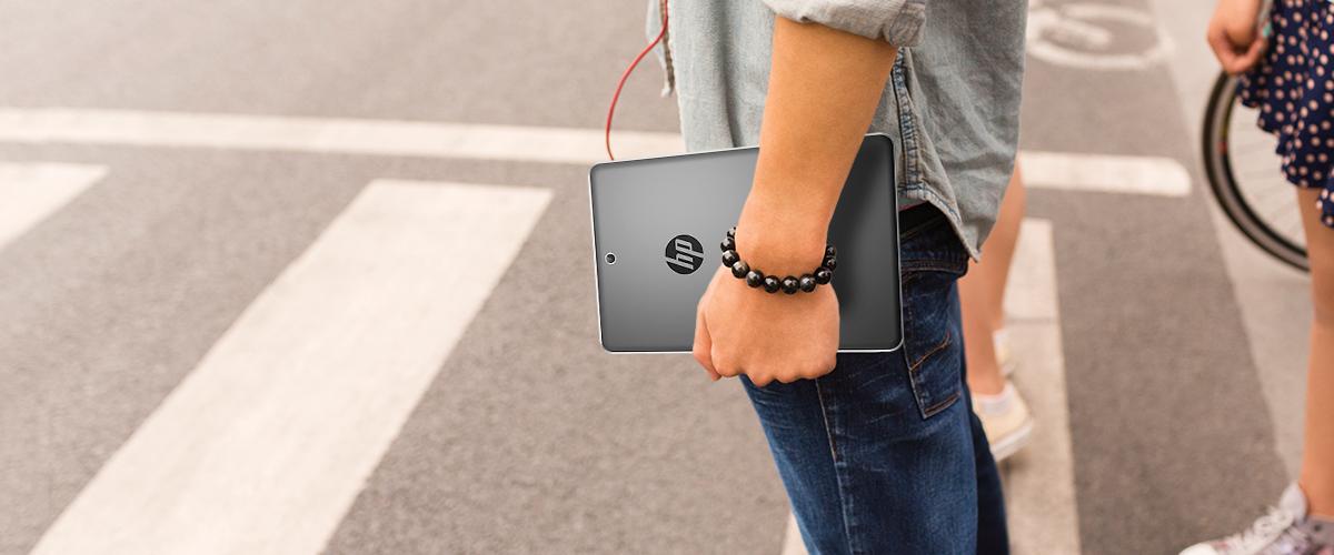 Nieuwe tablets van HP