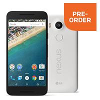 Google Nexus 5X smartphone: