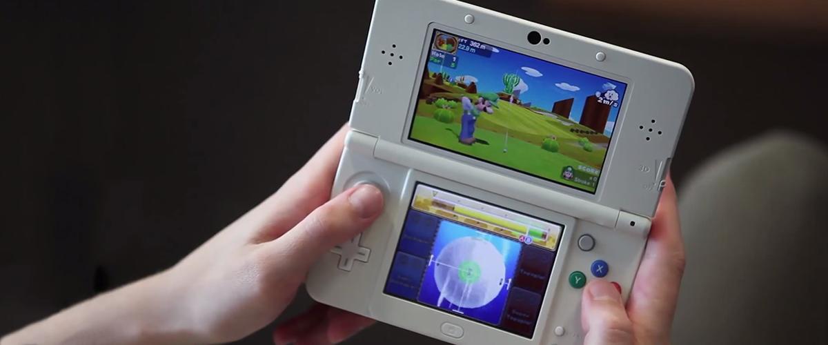 De nieuwe Nintendo 3DS & 3DS XL